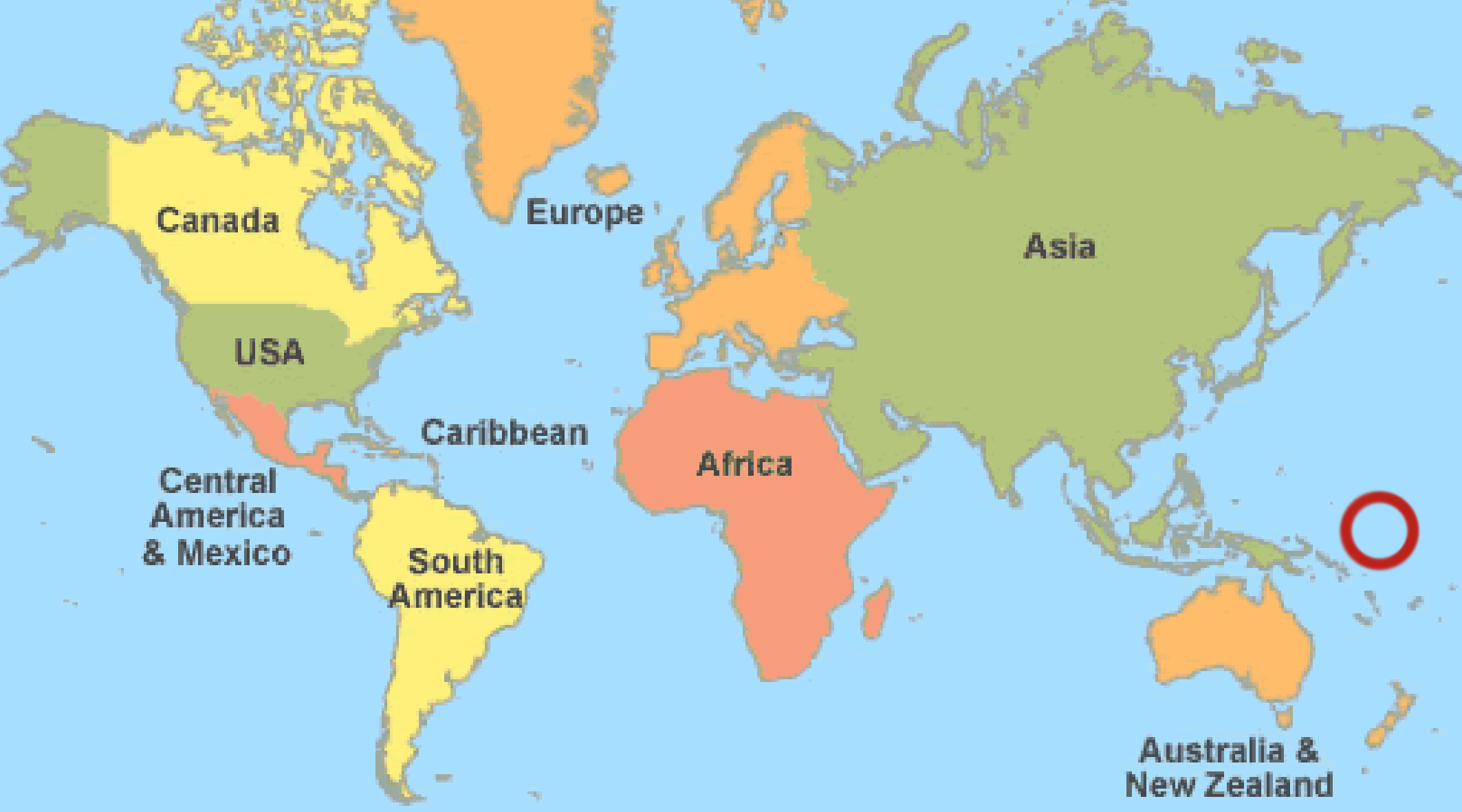 Peru Vs New Zealand >> Where Is Micronesia Located On The World Map